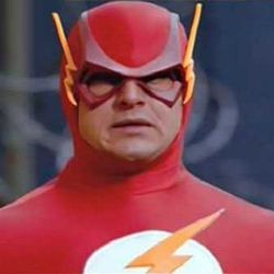 Flash suit Justice League of America