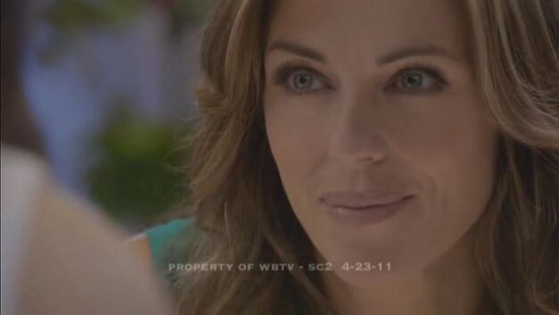 wonder woman 2011 tv pilot elizabeth hurley veronica cale