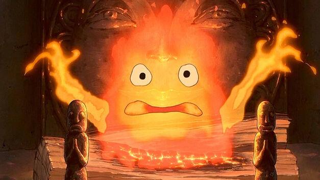 calcifer miyazaki