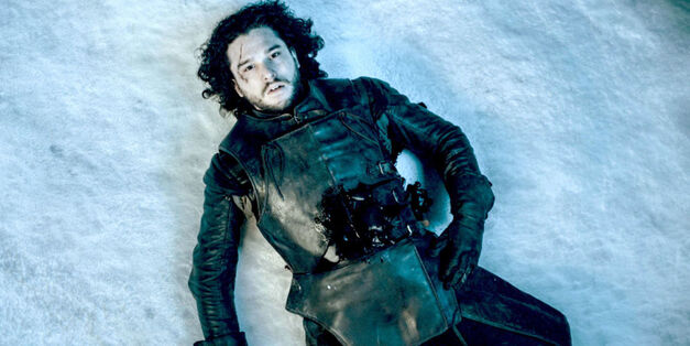 jon snow dead fan theory bait