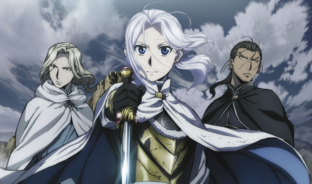 Anime to Get You Ready for the Royal Wedding The Heroic Legend of Arslan