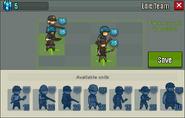Skirmish TeamBuild