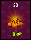 Halloween pack 20 for 10