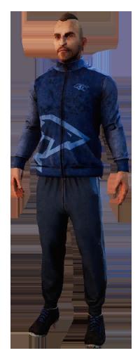 Smoke outfit 009