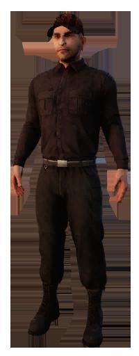 Smoke outfit 005