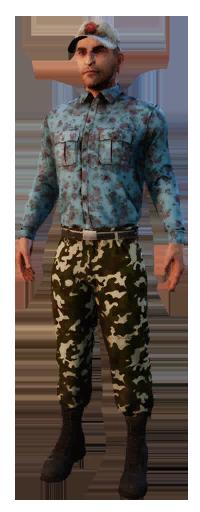 Smoke outfit 004