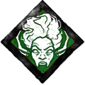 IconPerks hatred green