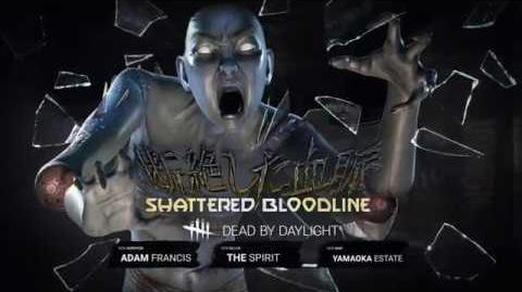 Dead by Daylight Shattered Bloodline - Spotlight