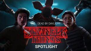Dead by Daylight Stranger Things Spotlight