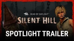 Dead by Daylight Silent Hill Spotlight Trailer