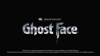 Dead by Daylight Ghost Face - Trailer