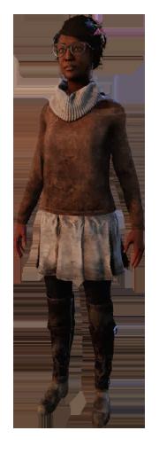 Claudette outfit 002