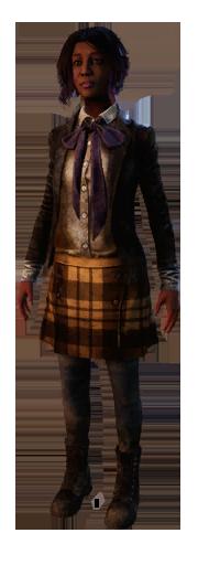 Claudette outfit 009