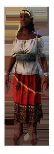 Claudette outfit 010