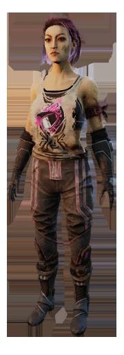 SwedenSurvivor outfit 02
