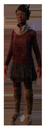 Claudette outfit 001
