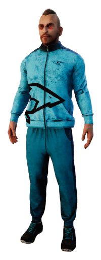 Smoke outfit 007