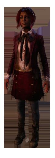 Claudette outfit 008