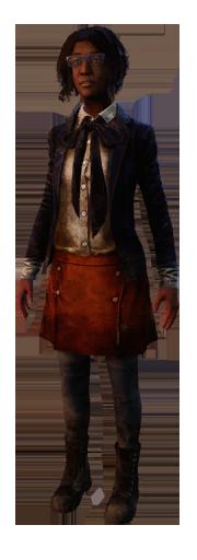 Claudette outfit 007