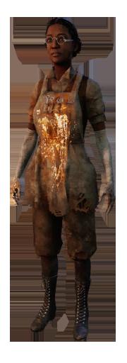 Claudette outfit 019