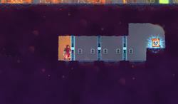 Принятие в замке