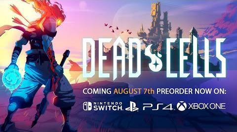 Dead Cells Release Date Announcement Trailer
