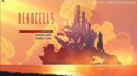 Dead Cells - Steam page is up + PC Gamer Weekender! - Vlog 1 - Feb 2017