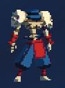 Классический костюм Гиганта