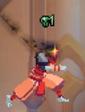 Счётчик ударов в замке