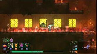 Огненный след dead cells-0