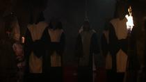 1x07 satanistes Golden Crove rituel Amy Hughes passage