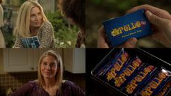 1x06 Deborah Deb Carpenter jeunesse hippie Juliet Burke projet DHARMA 70's barres chocolatées Apollo station Cygne