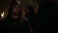 1x07 Damon Crowley satanistes rituel Golden Crove