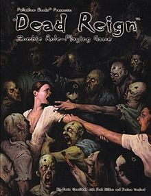 Dead Reign - Zombie Apocalypse Role-Playing Game