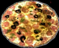 Dead rising Rotten Pizza