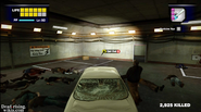 Dead rising maintence tunnel cardboard boxes