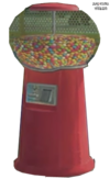 Dead rising Gumball Machine