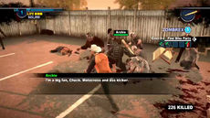 Dead rising 2 case 0 Handle With Care no broadsword (2)
