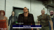 Dead rising survivors escorting eight