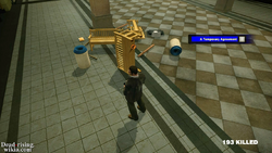 Dead rising entrance plaza items (2)