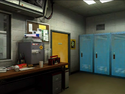 Dead rising secruity room yellow door