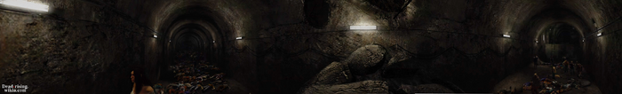 Dead rising Cave 2 Panorama