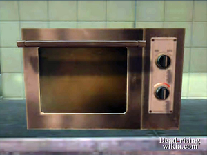 Dead rising ovens