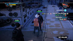 Dead rising 2 case 0 Handle with care broadsword have (19)