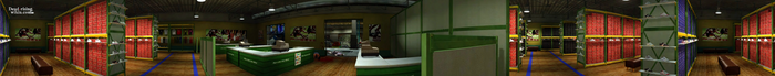 Dead rising Run Like the Wind PANORAMA
