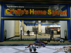 Dead rising crislip's