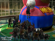 Dead rising hanging by a thread nick