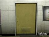 Dead rising security room doors yellow