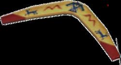 Dead rising Boomerang