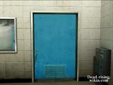 Dead rising security room doors blue